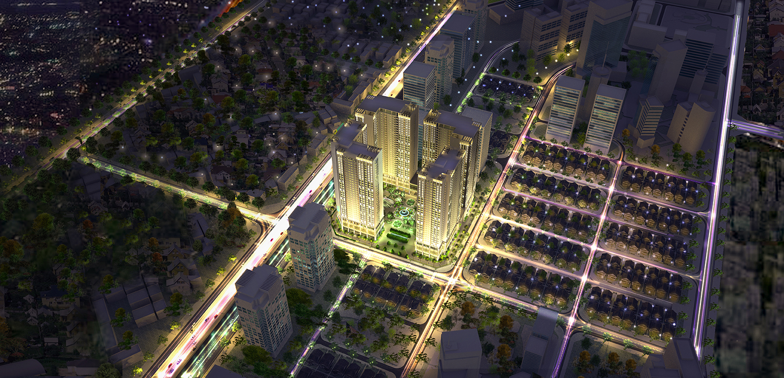 dự án eco green city